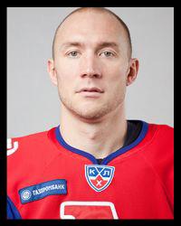 Lokomotiv Jaroslavl - Karel Rachůnek